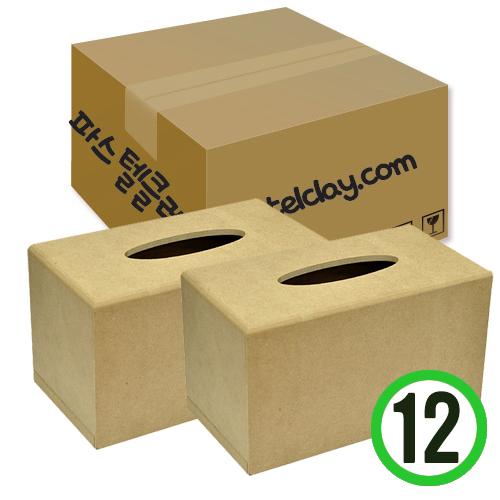 2F 직사각티슈케이스 5mm *서랍형12개*대량구매