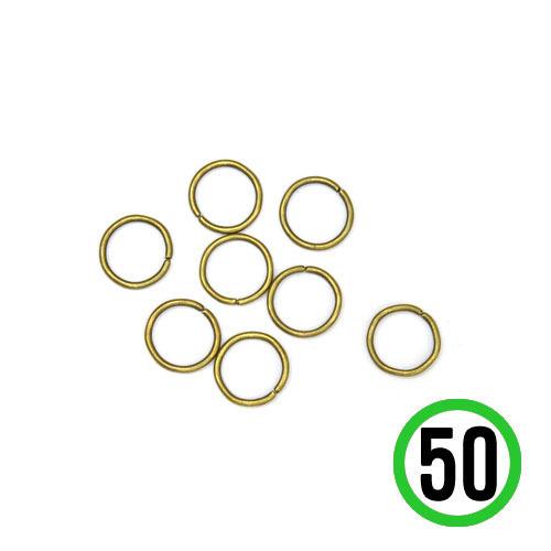 오링 *신주도금* (50개입) 12mm E-04-223