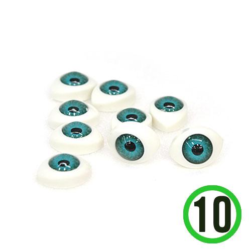 3D눈알 소*청색*1.5X1cm(10개입) G-06-107