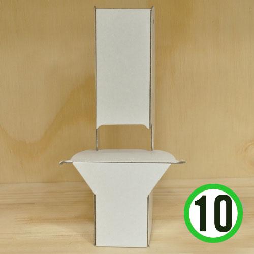 다용도 받침대 대 *종이재질*15.5x16.5cm(10개입) Q-10-03