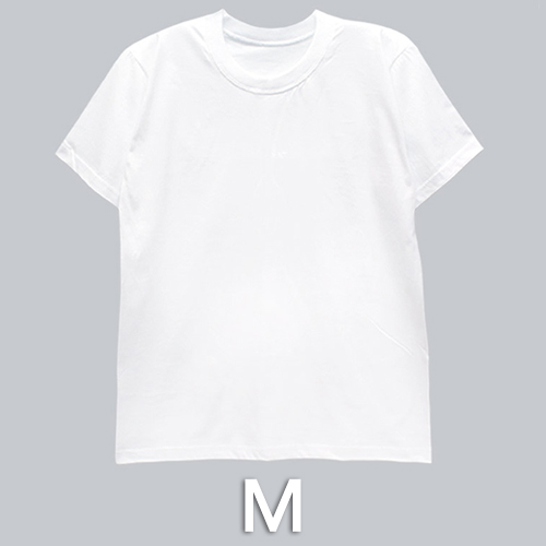 T-shirt *6호 46x63cm ( M 사이즈) K-01-105
