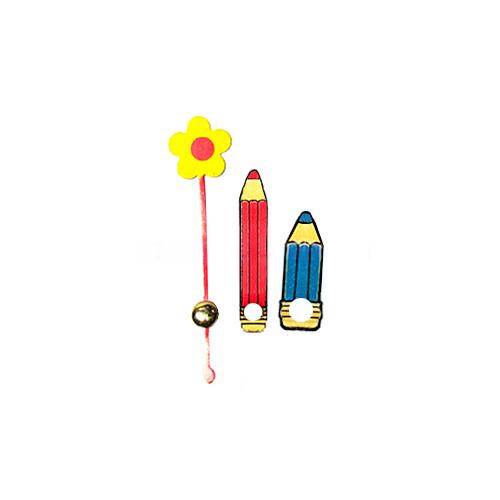 시계바늘 연필모양*수입*분침길이 3.6cm C-05-132