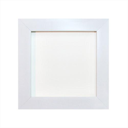2100 오픈액자(흰색) 외각18*18 (내경13*13cm) L-02-202