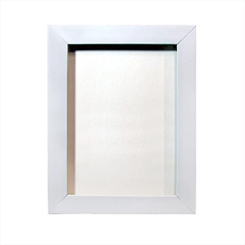 2100 오픈액자(흰색) 외경18*23 (내경13*18cm)L-02-108