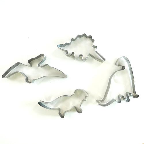 공룡 4종 찍기틀 *U-10-306