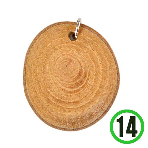 나무절개 원형 3~3.5cm (14개입,오링포함)  A-08-130