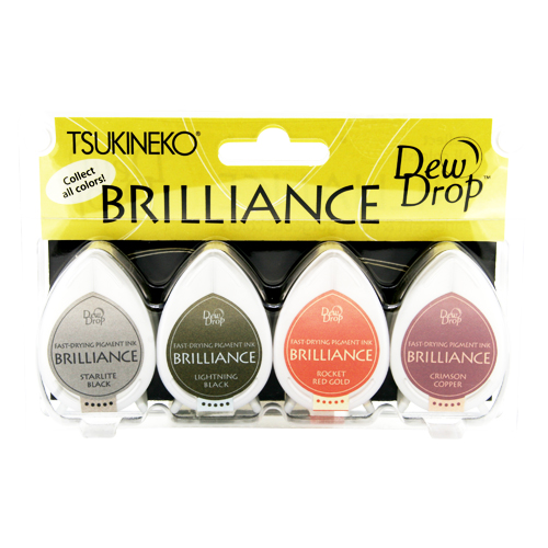 브릴리앙스세트 듀트롭 BD-100-005*BRILLIANCE DEW DROP FOUR-PACKS