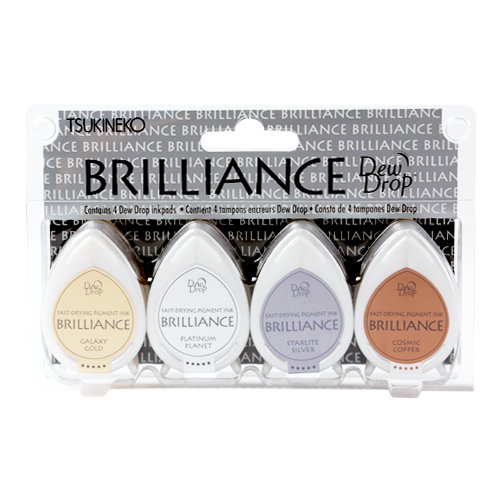 브릴리앙스세트 듀트롭 BD-100-006*BRILLIANCE DEW DROP FOUR-PACKS
