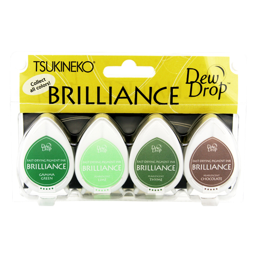 브릴리앙스세트 듀트롭 BD-100-007*BRILLIANCE DEW DROP FOUR-PACKS