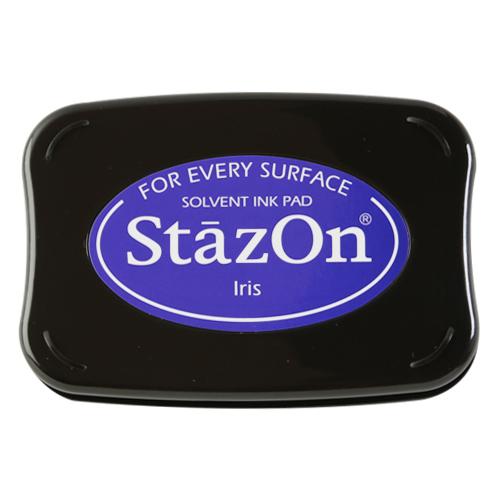 (냅스) 스테이존 잉크패드 SZ-11*STAZON INK PAD
