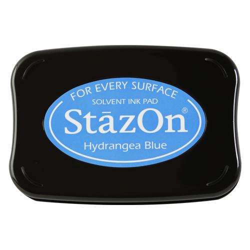 (냅스) 스테이즈온 잉크패드 SZ-64*STAZON INK PAD