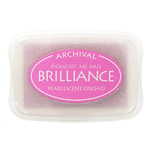 브릴리앙스 잉크패드 BR-61*BRILLIANCE INK PAD SOLID-COLOR