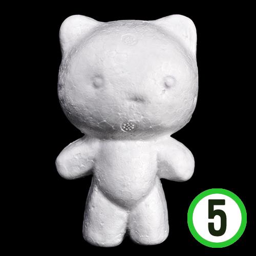 고양이폼 7.5x12cm(5개입)