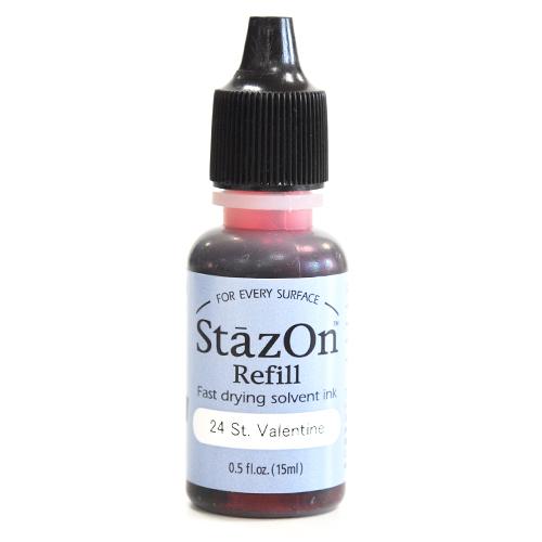 (냅스) 스테이존 리필잉크 SZR-24*STAZON INKER 15ml