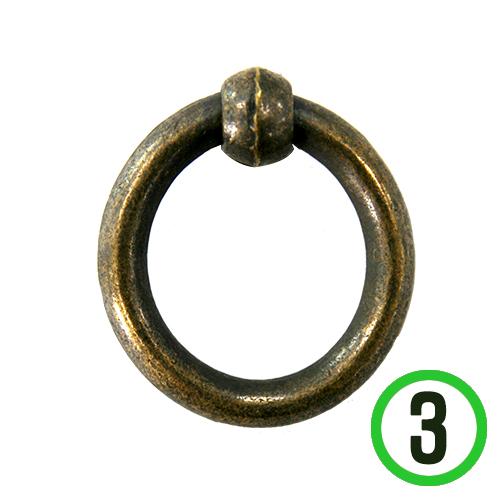 문걸이*3.2×3.5cm(3개입) U-03-02