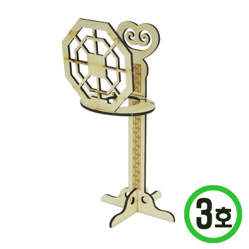 전통 촛대 3호 9.6x21cm (12개입) *W-07-101