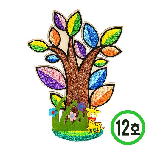 액자꾸미기 12호 *나무* 18x22cm (5개입) *L-11-202
