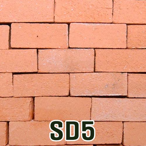 도자기타일SD5(붉은벽돌)*12x5x5mm*(100개입)   EX-06