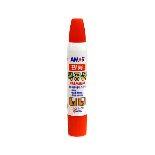 아모스  만능목공풀(36g)   K-02-201