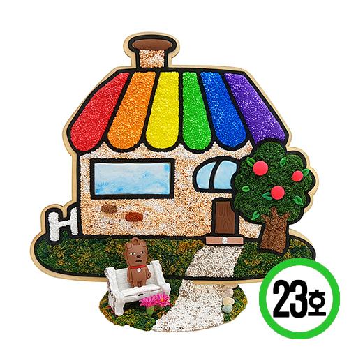 액자꾸미기 23호*집* (5개입)     N-09-102