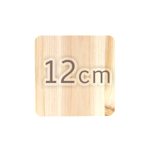 스트링 아트용 원목판 12x12cm Z-04-01