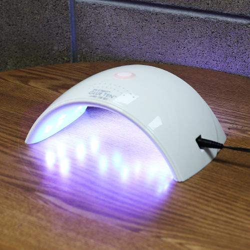 *레진아트* 글루텐 UV레진 전용 램프(파워 LED)