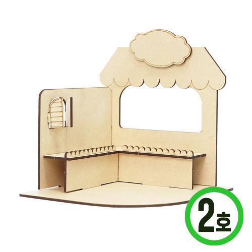 DIY상점만들기*2호 19x19x18cm L-06-02