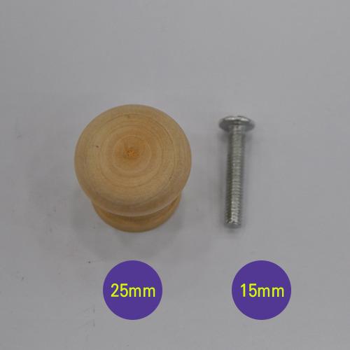 로구로*소*직경25mm MDF 15mm용(부자재)(15-B-1)