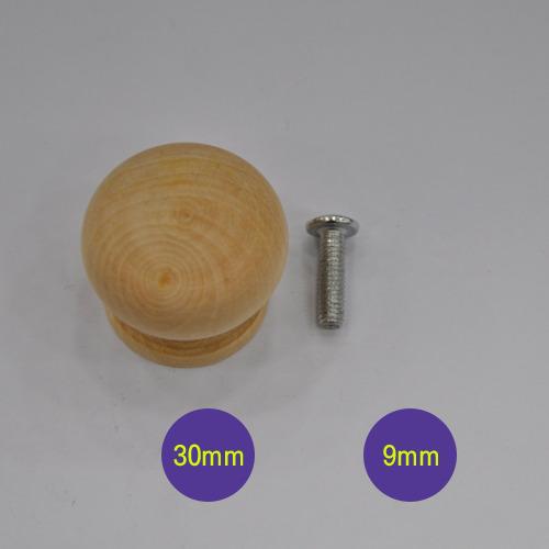 로구로*중*직경30mm MDF 9mm용(부자재)(15-B-1)