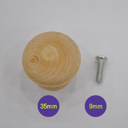 로구로*대*직경35mm MDF 9mm용(부자재)(15-B-1)