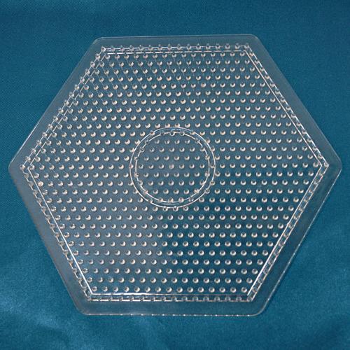 5mm 모양판*육각판*대 16.5*14.5cm F-11-205